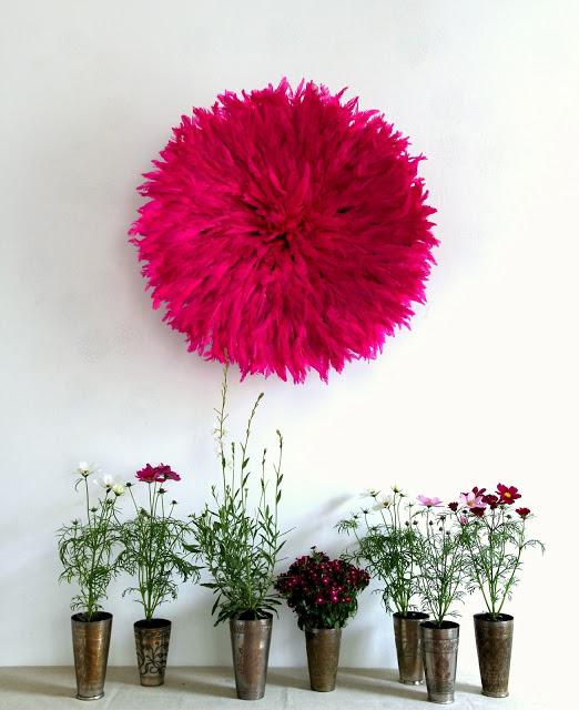 Kronbali LR Fuschia Pink Juju Hat