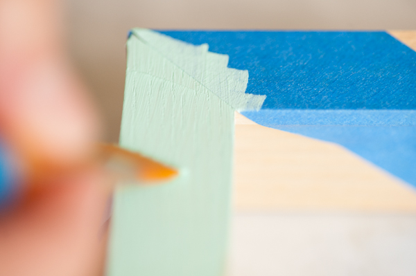 Scotch Blue Tape- DIY Crafts
