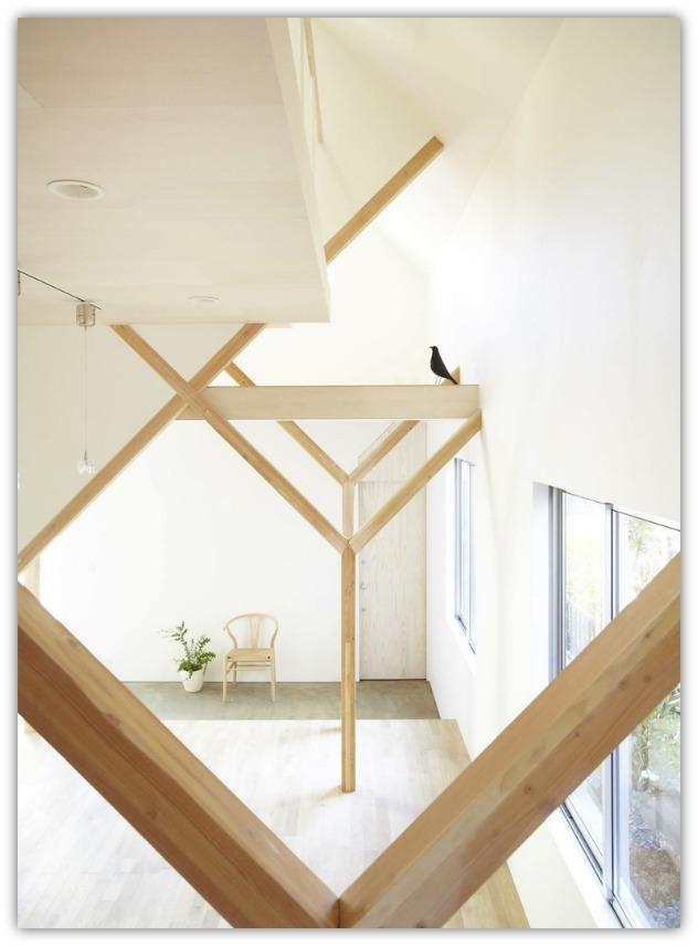 1House H - Hiroyuki Shinozaki Architects Japan 1